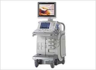 超音波装置 東芝Aplio300