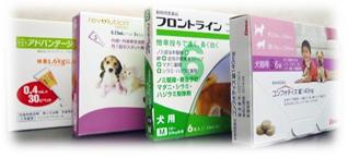 各種予防薬
